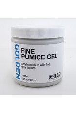 Golden Fine Pumice Gel- 16 oz