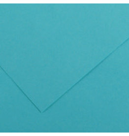 Canson Colorline 300G 19X25 Turquoise Blue