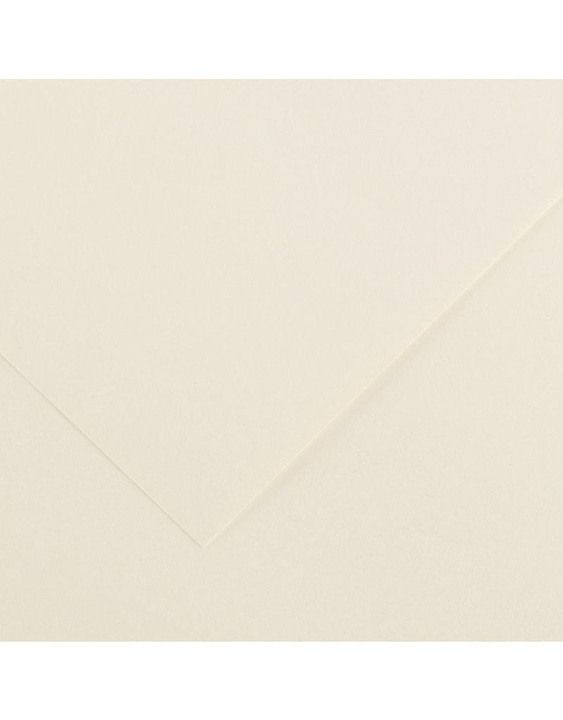 Canson Colorline 150G 8.5X11 Pearl White