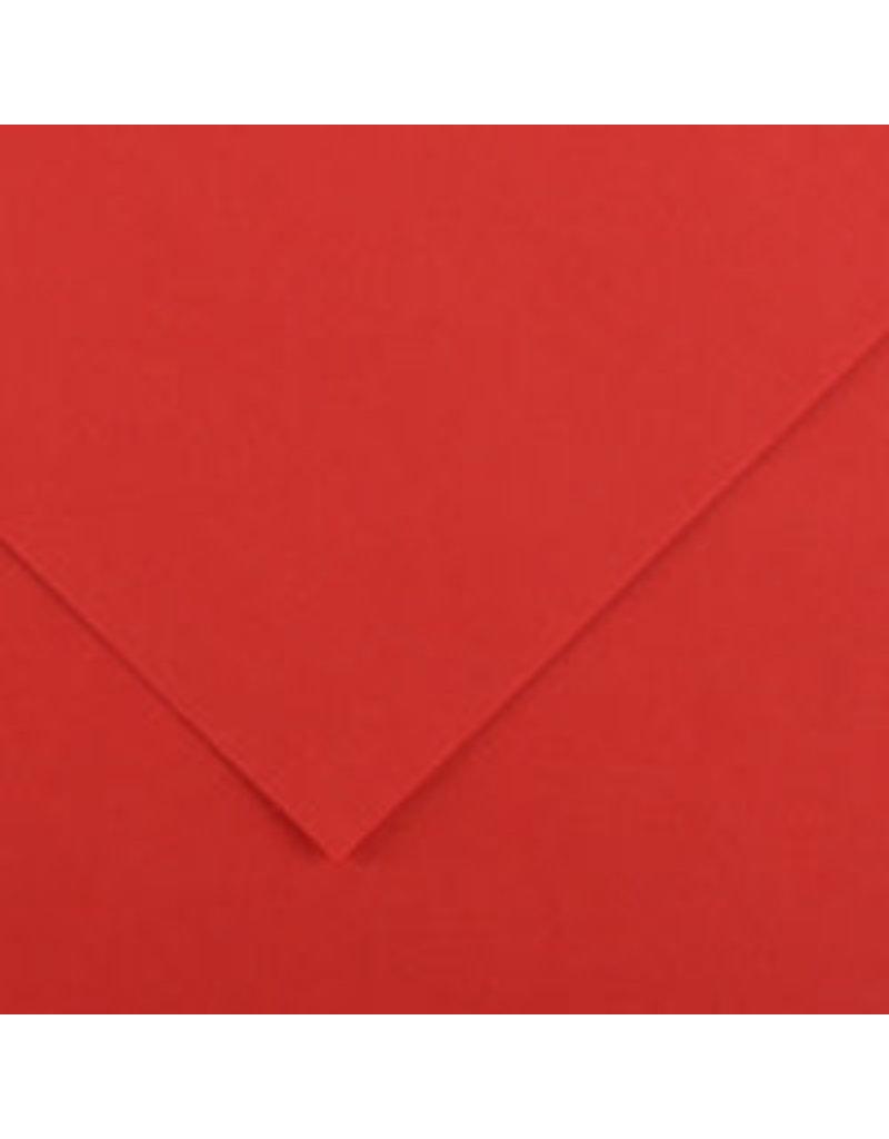 Canson Colorline 150G 19X25 Dark Red