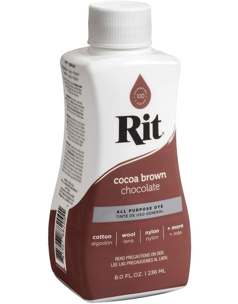 Rit Dye Rit Dye Liquid Cocoa Brown