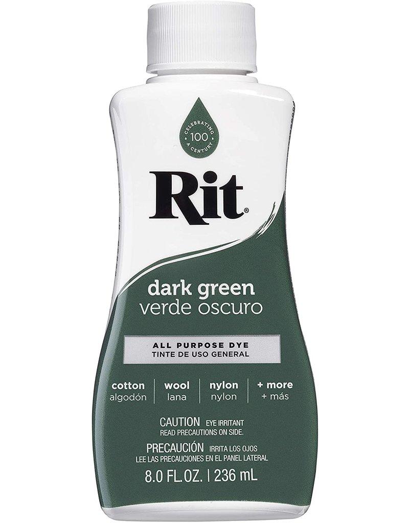 Rit Dye Rit Dye Liquid Dark Green