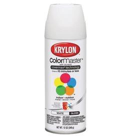 Krylon Krylon Colormaster Gloss White
