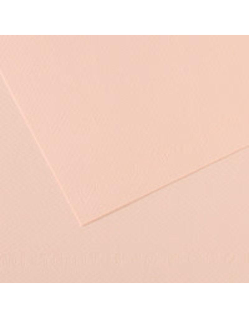 "Canson Mi-Teintes Paper Sheets, 8-1/2"" x 11"", Dawn Pink"