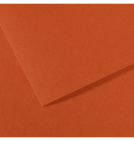 Canson Mi-Teintes Paper Sheets, 19'' x 25'', Red Earth