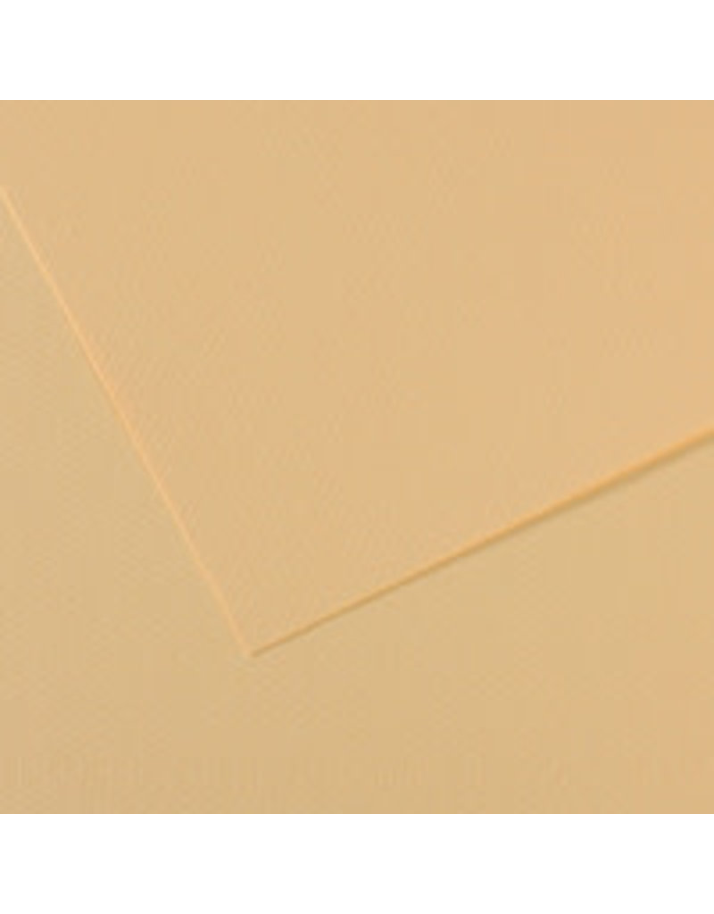 Canson Mi-Teintes Paper Sheets, 8-1/2'' x 11'', Cream