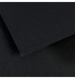 Canson Mi-Teintes Paper Sheets, 19'' x 25'', Stygian Black