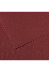 Canson Mi-Teintes Paper Sheets, 19'' x 25'', Burgundy