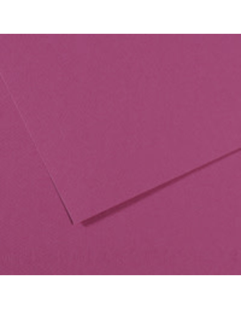 Canson Mi-Teintes Paper Sheets, 8-1/2'' x 11'', Violet