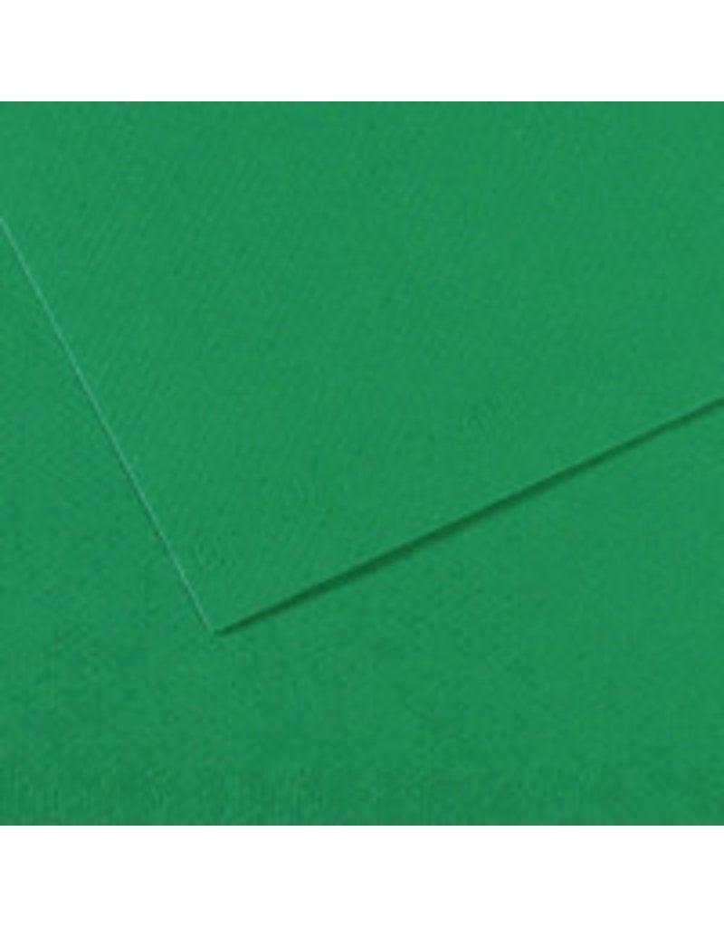 Canson Mi-Teintes Paper Sheets, 8-1/2'' x 11'', Viridian