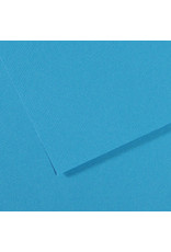 Canson Mi-Teintes Paper Sheets, 8-1/2'' x 11'', Turquoise Blue