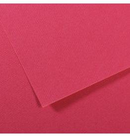 Canson Mi-Teintes Paper Sheets, 19'' x 25'', Raspberry