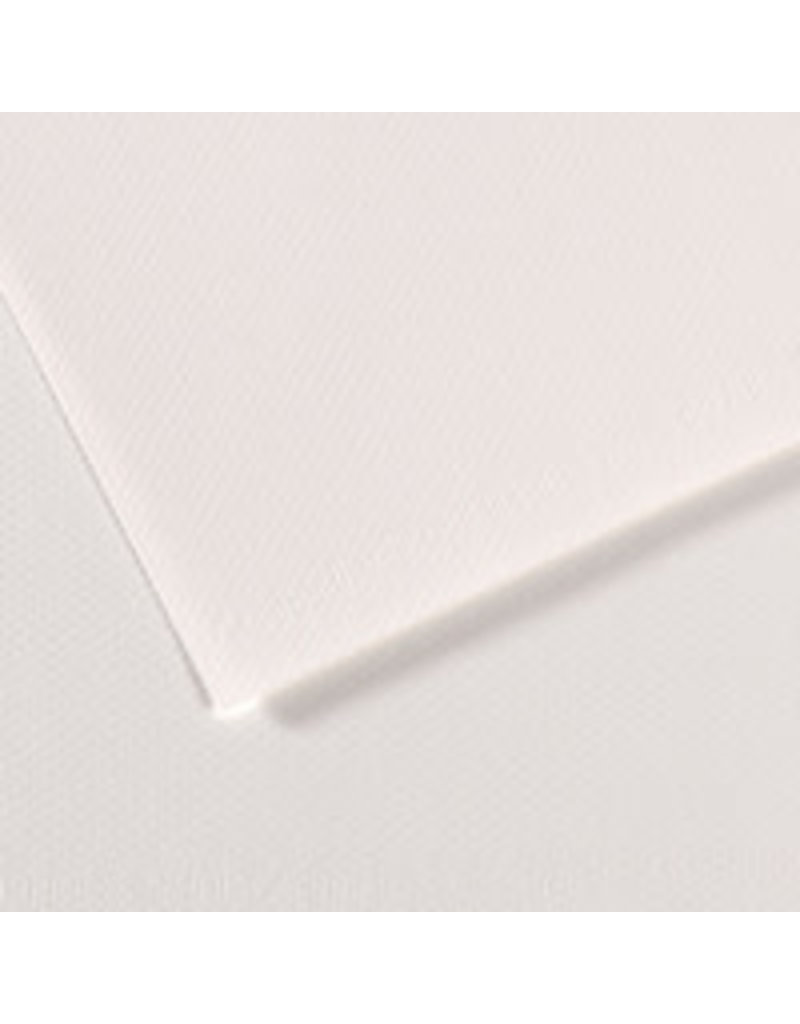 Canson Mi-Teintes Paper Sheets, 8-1/2'' x 11'', White