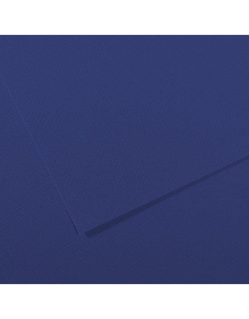 Canson Mi-Teintes Paper Sheets, 19'' x 25'', Royal Blue
