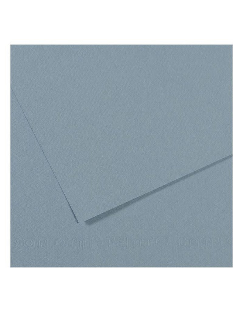 Canson Mi-Teintes Paper Sheets, 8-1/2'' x 11'', Light Blue