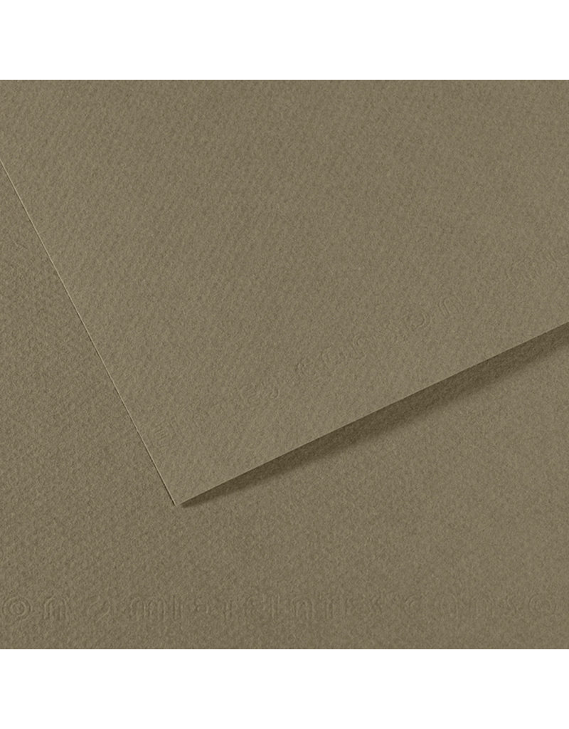 Canson Mi-Teintes Paper Sheets, 8-1/2'' x 11'', Sand