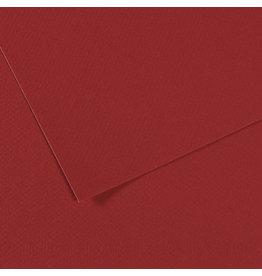 Canson Mi-Teintes Paper Sheets, 8-1/2'' x 11'', Bordeaux