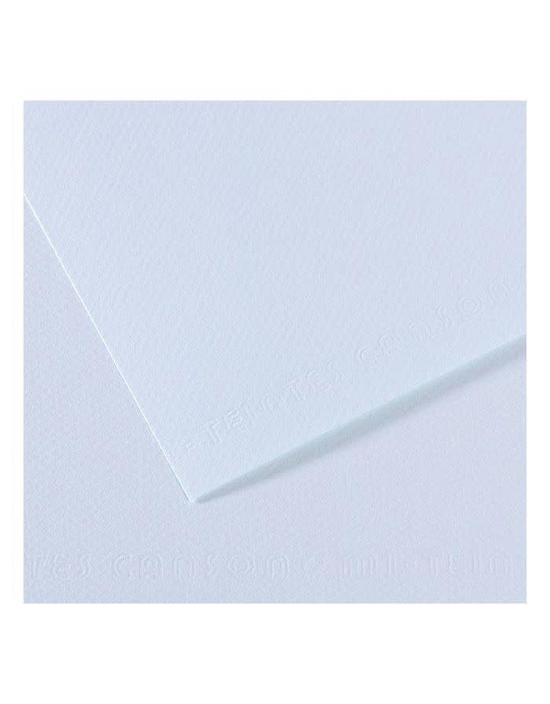 Canson Mi-Teintes Paper Sheets, 19'' x 25'', Azure