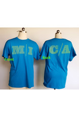 MICA Big Letters Reflective Tee
