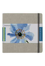 Global Hand Book Watercolor 140lb 8.25x8.25