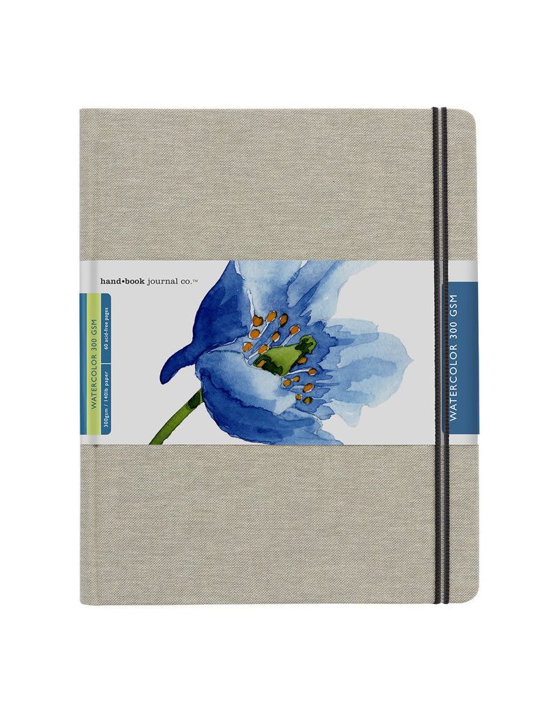 Global Hand Book Watercolor 140lb 10.5x8.25