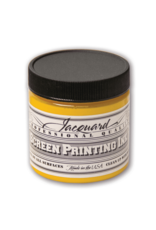 Jacquard Pro Screen Print Ink 4Oz  Yelow
