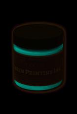 Jacquard Pro Screen Print Ink 4Oz Op Green