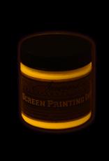 Jacquard Pro Screen Print Ink 4Oz Pro Yellow