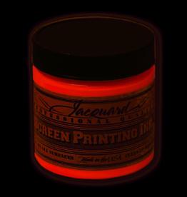Jacquard Pro Screen Print Ink 4Oz Scarlet