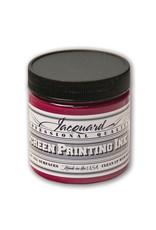 Jacquard Pro Screen Print Ink 4Oz  Magenta
