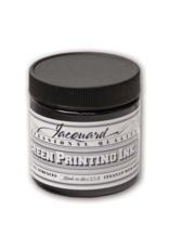 Jacquard Pro Screen Print Ink 4Oz  Black