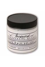 Jacquard Pro Screen Print Ink 4Oz  White