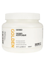 Golden Gesso- 32 oz