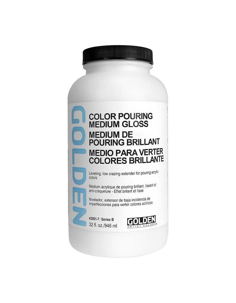 Golden Gloss Medium 16oz- 32 oz