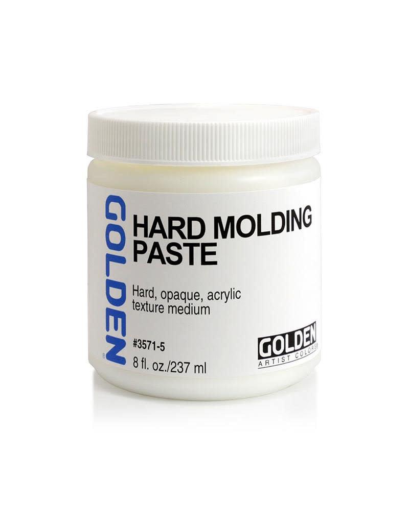 Golden Hard Molding Paste- 8 oz