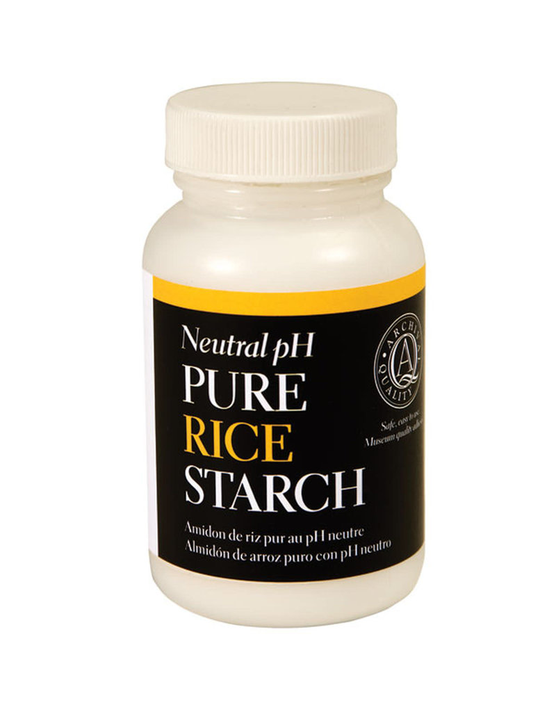 Lineco Pure Rice Starch Adh 2Oz (Dry)