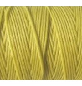 Crawford Waxed Linen Thread Country Yellow 4Ply/50 Gram X 190Yard
