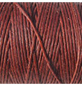 Crawford Waxed Linen Thread Dark Rust 2Ply/50 Gram X 190Yard