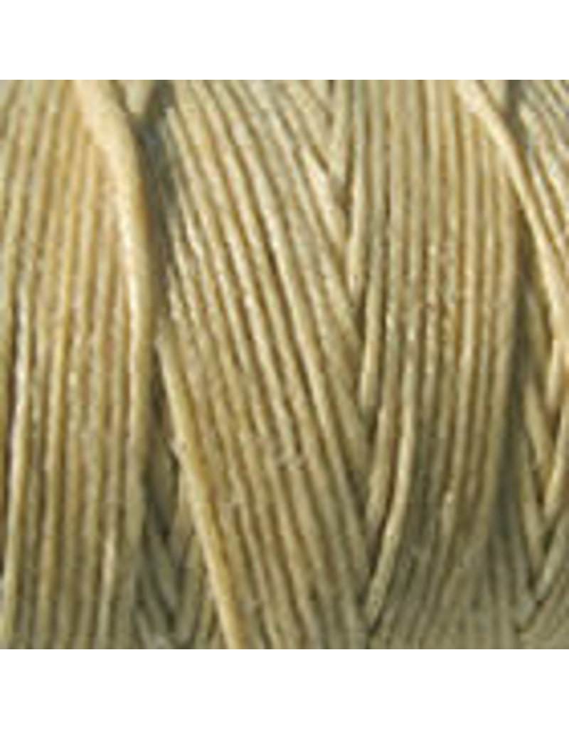 Crawford Waxed Linen Thread Natural 2Ply/50 Gram X 190Yard