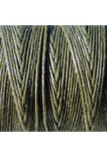 Crawford Waxed Linen Thread Olive 2Ply/50 Gram X 190Yard