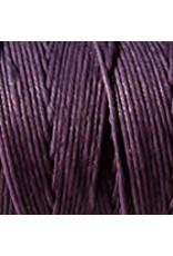 Crawford Waxed Linen Thread Plum 2Ply/50 Gram X 190Yard