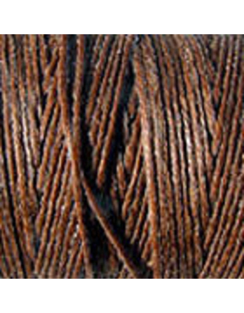 Crawford Waxed Linen Thread Walnut 2Ply/50 Gram X 190Yard
