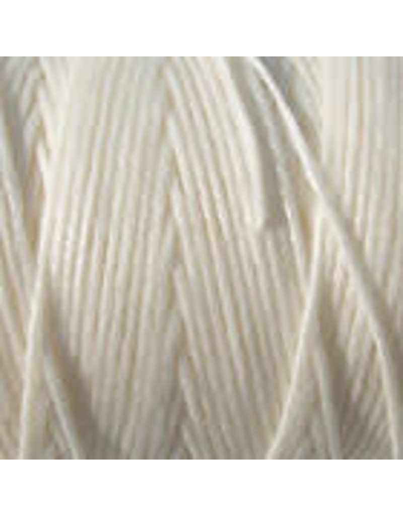 Crawford Waxed Linen Thread White 2Ply/50 Gram X 190Yard