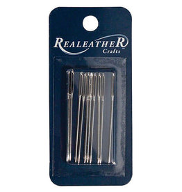 Real Leather Stitching Needles 10Pk