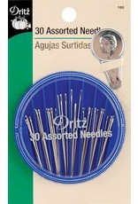 Dritz 30 Assorted Needles Compact