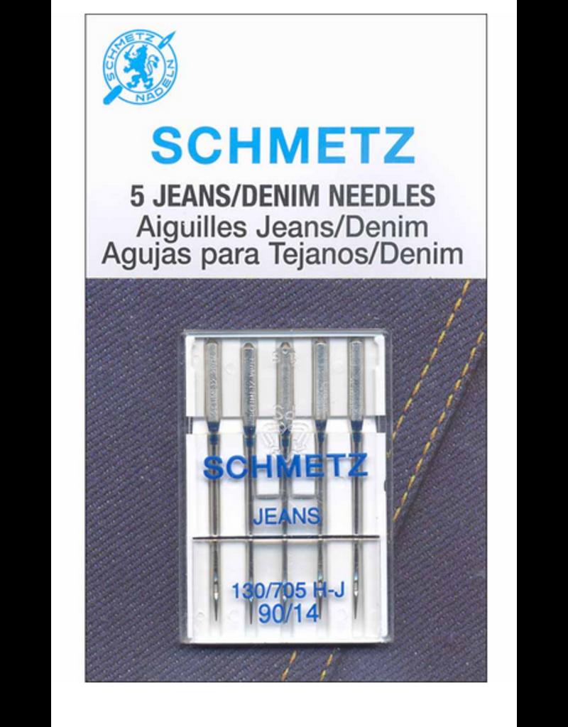 Schmetz Denim Machine Needles 130-705 H-J | 90/14 | S-1782