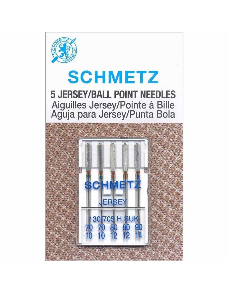 Schmetz Jersey/Ballpoint Machine Needle 130/705 H Suk | 70/10-90/14