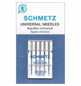 Schmetz Universal Machine Needle 130/705 H | 70/10 | S-1708