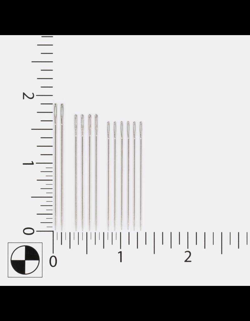Dritz Embroidery Needles Sz1/5 | S-56E-15