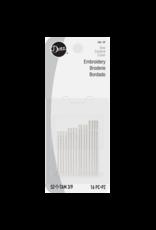 Dritz Embroidery Needles Sz3/9 | S-56E-39